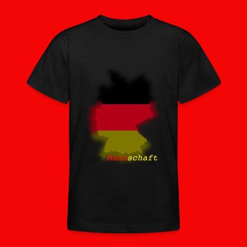 Die Mannschaft - Teenager T-Shirt