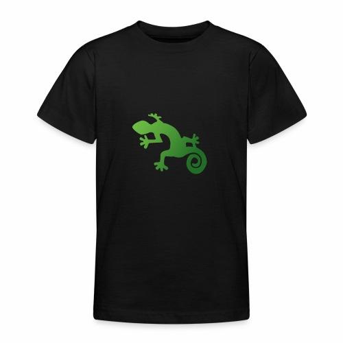 Echse - Teenager T-Shirt