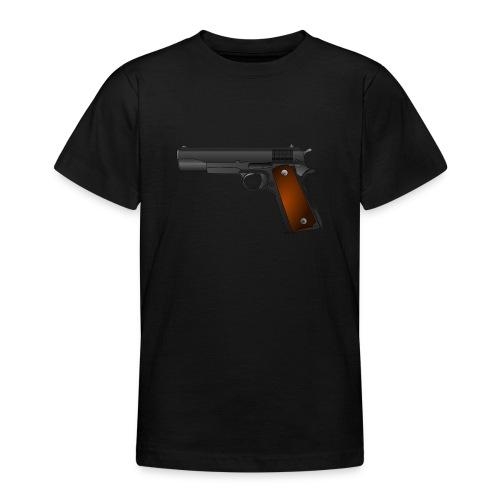 gun - Teenager T-shirt