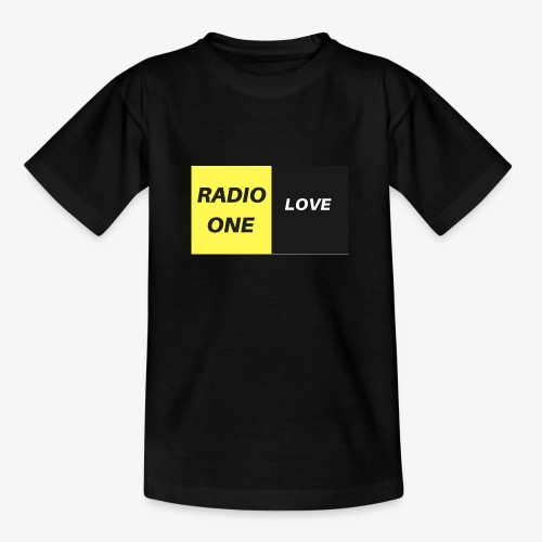 RADIO ONE LOVE - T-shirt Ado
