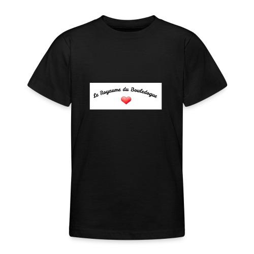 royaume - T-shirt Ado
