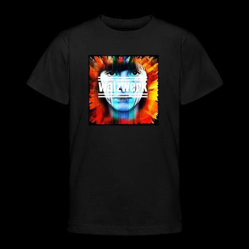 Cover + Slogan WalzWerk - Teenager T-Shirt