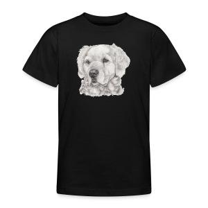golden retriever - Teenager-T-shirt