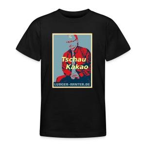 Ludger Winter Fan Foto 1 4 1 - Teenager T-Shirt