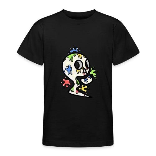 Crâne - T-shirt Ado