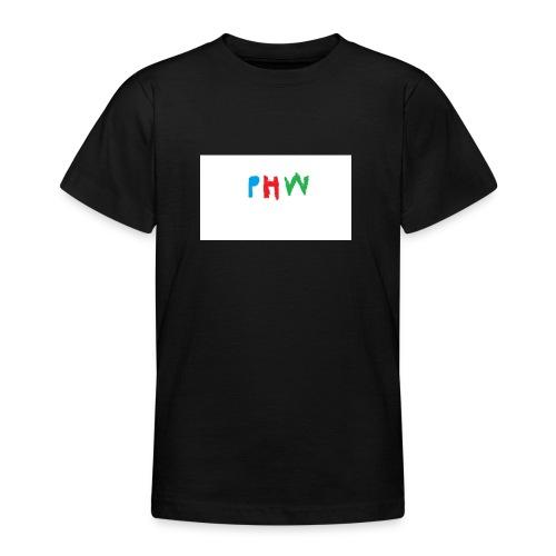 PHW CHRISTMAS - Teenage T-shirt