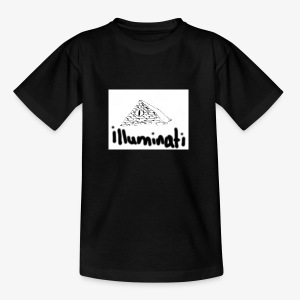 illuminati - Teenage T-shirt