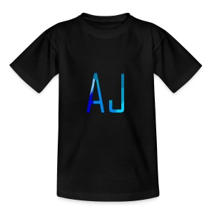 AJ No Background - Teenage T-shirt