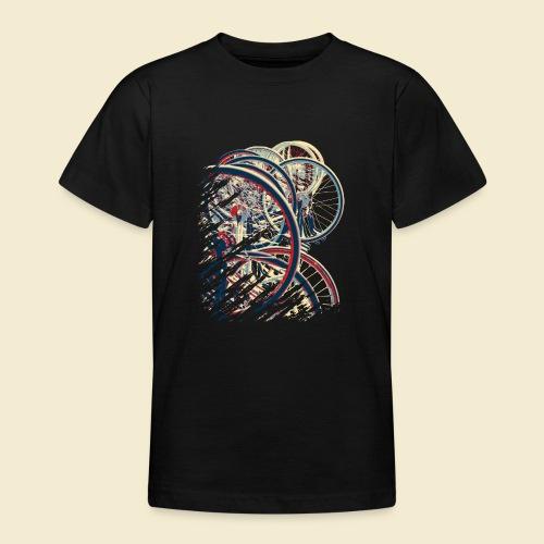Radball | Cycle Ball Break 1 - Teenager T-Shirt