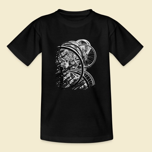 Radball | Cycle Ball Break 2 - Teenager T-Shirt