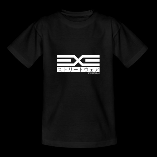 EXE Steetwear white - Teenager T-Shirt