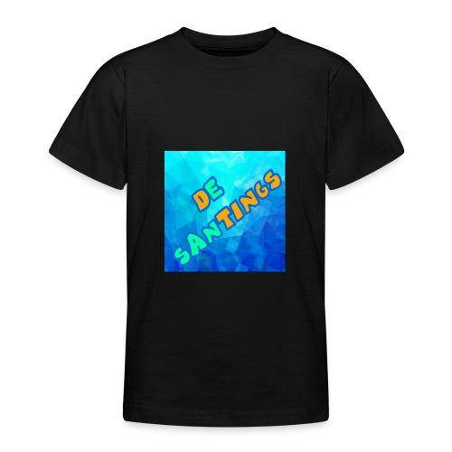 De Santings Logo - Teenager T-shirt