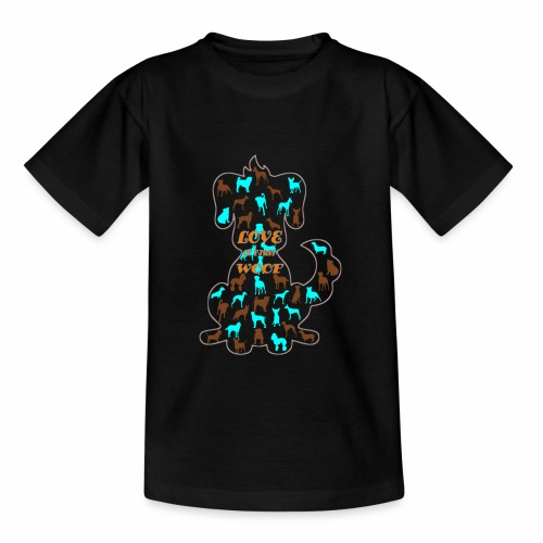 DOG AFFAIRS - Teenage T-Shirt
