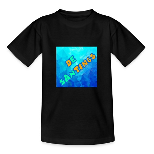 De Santings Logo - Teenager T-shirt