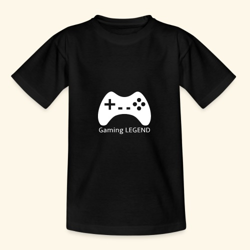 Gaming LEGEND - Teenager T-shirt