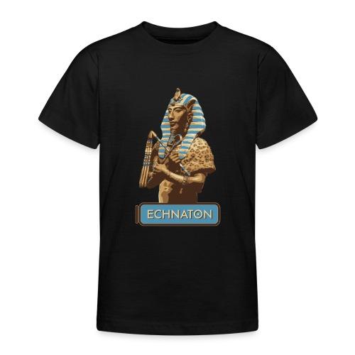 Echnaton – Sonnenkönig von Ägypten - Teenager T-Shirt