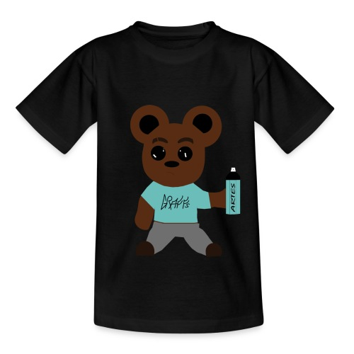 oursons graffeur V2 - T-shirt Ado