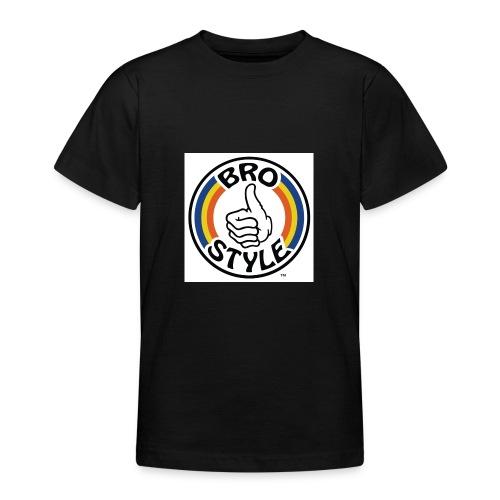 Bro Style - Teenager T-Shirt