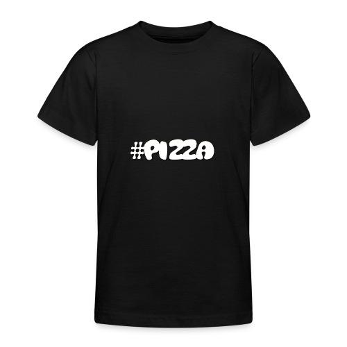 Pizza Design - Teenager T-Shirt