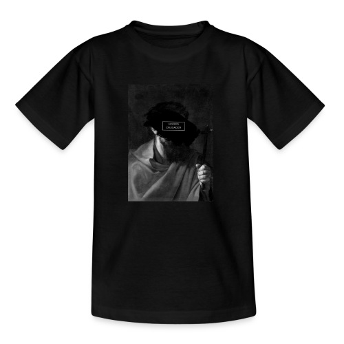 MODERN CRUSADER - Teenager T-shirt