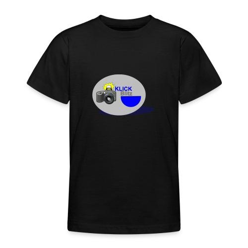Klick Blitz - Teenager T-Shirt