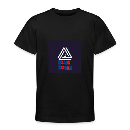 BlueZovinshirt - Teenage T-Shirt
