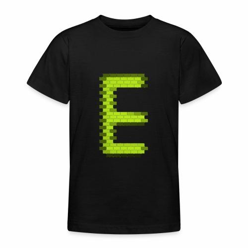 Elytroid logga - T-shirt tonåring
