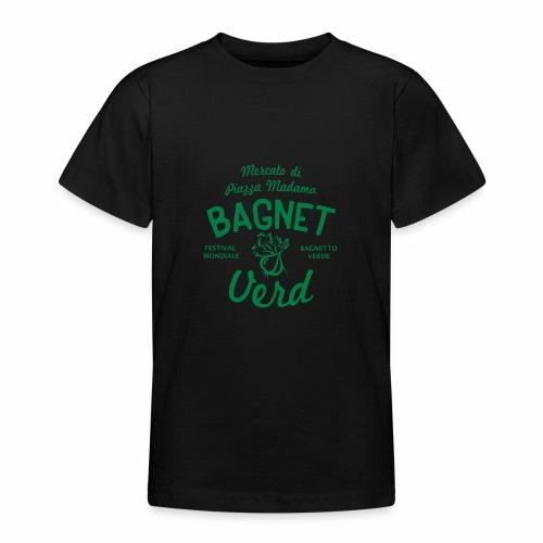 Festival Bagnetto verde2 - Maglietta per ragazzi