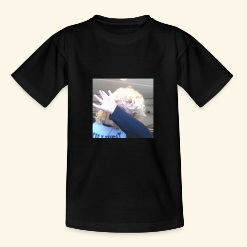 dab queen - Teenager-T-shirt