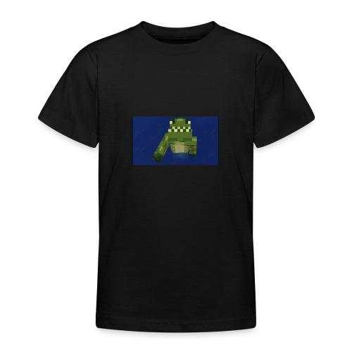 Swimming Snappy - Teenage T-Shirt