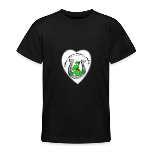 cheval comic FS - T-shirt Ado