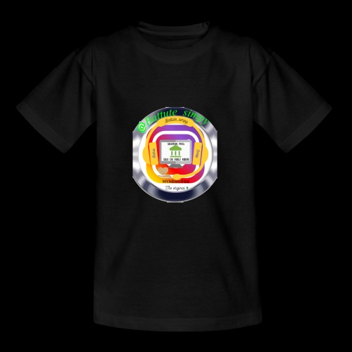 Logo of battutesimpy - Maglietta per ragazzi