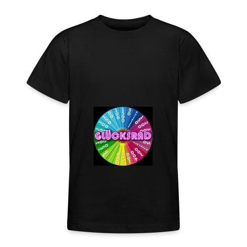 Glücksrad Fanartikel - Teenager T-Shirt