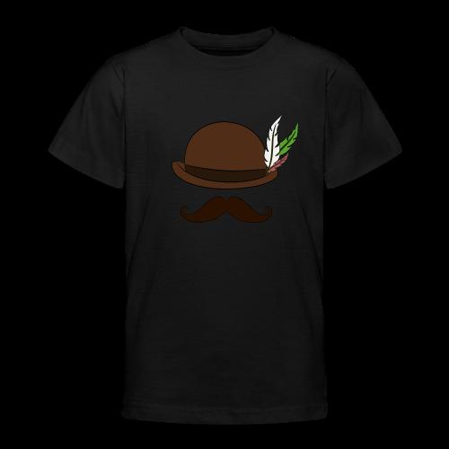 Captain's Logo - Teenage T-Shirt