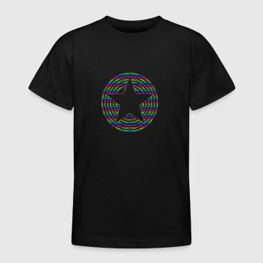 Star Pride csd - Teenage T-shirt