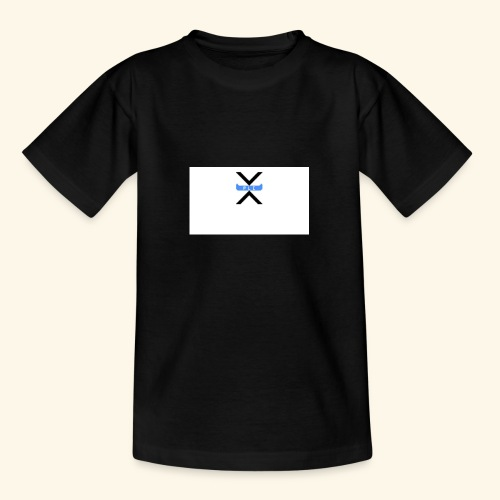 Brust Logo - Teenager T-Shirt