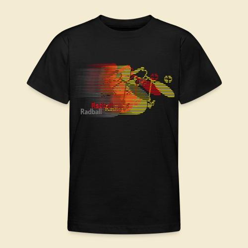 Radball   Earthquake Germany - Teenager T-Shirt