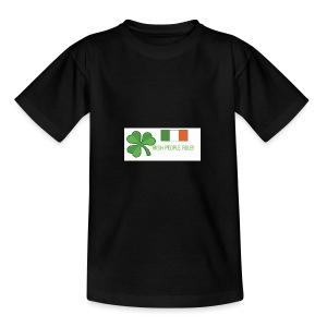 Exclusive St. Patrick's Day Clothes For Kids - Teenage T-shirt
