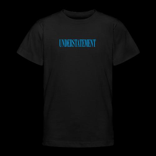 UNDERSTATEMENT - Maglietta per ragazzi