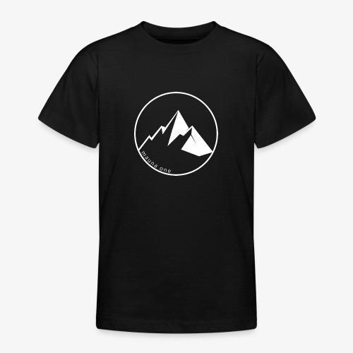 Berge Mauna one, Geschenkidee, Geschenk - Teenager T-Shirt