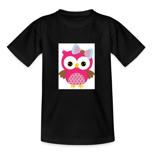 Eulenprints - Teenager T-Shirt