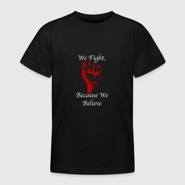 Podziemny redFist - Koszulka młodzieżowa
