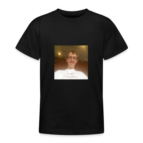 Troels Trussetyv - Teenager-T-shirt