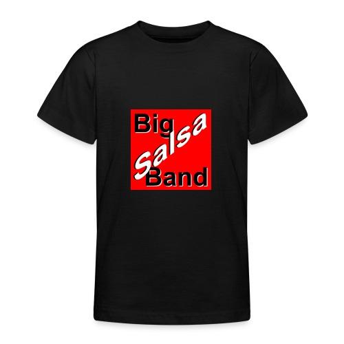 bsblogo groot - Teenager T-shirt