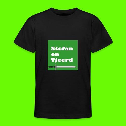 Stefan en Tjeerd - Teenager T-shirt