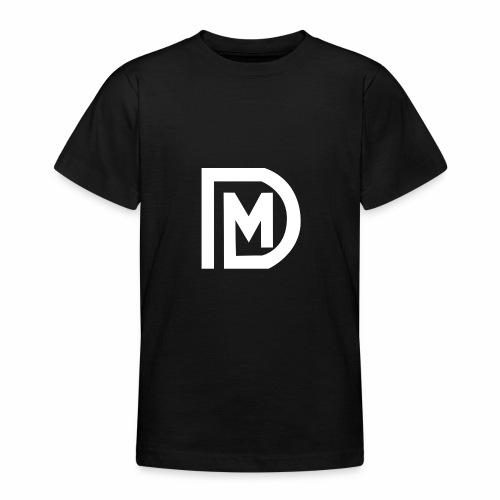 DM LOGO - Teenager T-Shirt