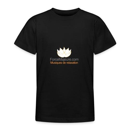 gros logo pour t shirt - T-shirt Ado