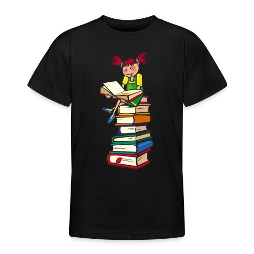 Schulmädchen - Teenager T-Shirt