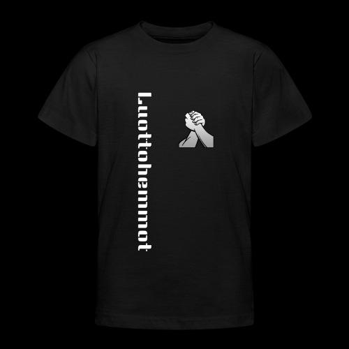 Luottohemmot 2.0 - Nuorten t-paita