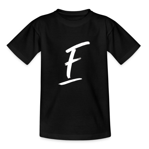 Radio Fugue F Blanc - T-shirt Ado